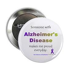 """""""Alzheimer Pride"""" Button"""