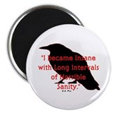 "POE QUOTE 2.25"" Magnet (10 pack)"