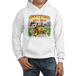 Garfield Gets Real Hooded Sweatshirt
