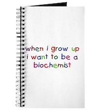 Grow Up - Biochemist Journal