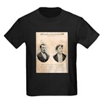 Death in Tombstone Kids Dark T-Shirt