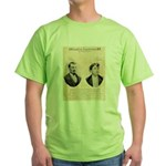Death in Tombstone Green T-Shirt