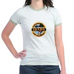 Idaho State Parks & Recreatio Jr. Ringer T-Shirt
