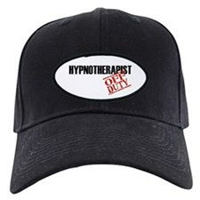 Off Duty Hypnotherapist Baseball Hat