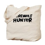Werewolf Hunter Tote Bag