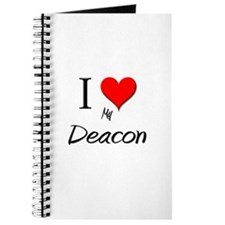 I Love My Deacon Journal
