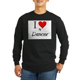 I Love My Dancer T