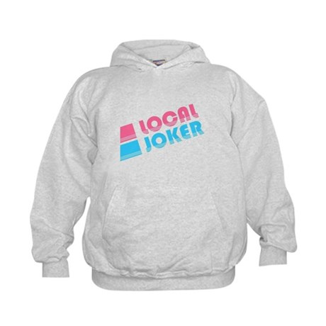 Local Joker Kids Hoodie