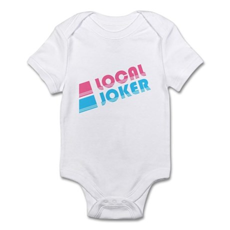 Local Joker Infant Bodysuit