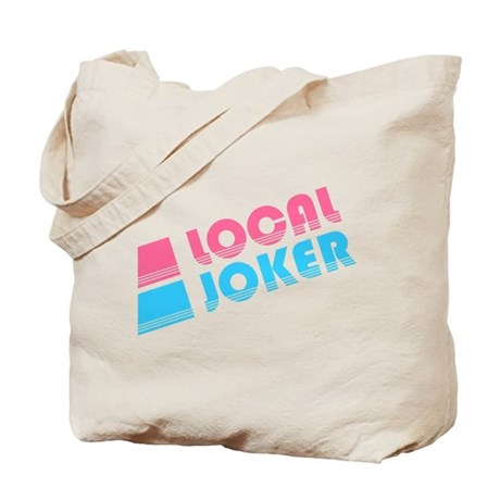 Local Joker Tote Bag