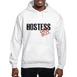 Off Duty Hostess Hooded Sweatshirt