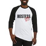 Off Duty Hostess Baseball Jersey