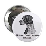 German Shorthair Pointer Breed Button (100 pack)