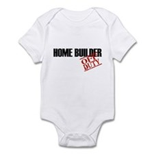 Off Duty Home Builder Infant Bodysuit