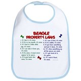 Beagle Property Laws 2 Bib