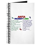 Akita Property Laws 2 Journal
