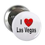 I Love Las Vegas Button