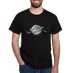 Autism Awareness Globe Dark T-Shirt