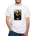 Mona's Schipperke (#5) White T-Shirt