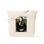 Mona's Schipperke (#5) Tote Bag