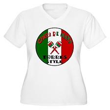 Torres Cinco De Mayo T-Shirt