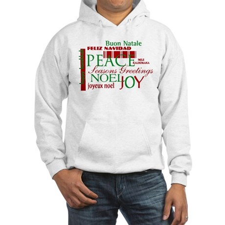 Season's Greetings Hooded Sweatshirt