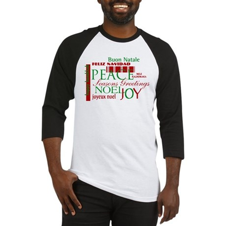 Season's Greetings Baseball Jersey