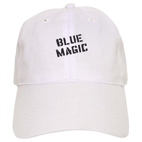 Blue Magic Cap