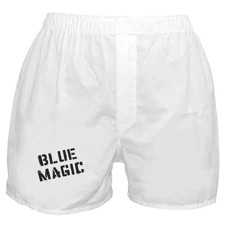 Blue Magic Boxer Shorts