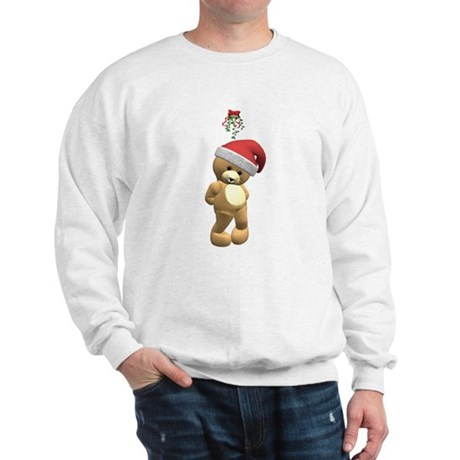 Christmas Teddy Bear Sweatshirt