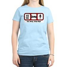 Eat, Sleep, Jump Rope T-Shirt
