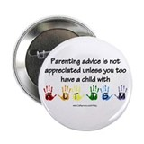 "Autism Parenting 2.25"" Button"