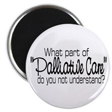 "Cute Palliative care 2.25"" Magnet (100 pack)"