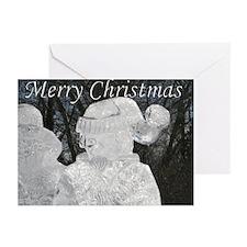 Ice Santa Greeting Cards (Pk of 10)
