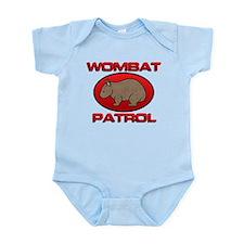 Wombat Patrol III Onesie