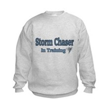 Storm Chaser In Training Sweatshirt