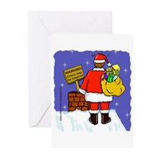 SAVE $2 on Santa Holiday Cards (Pk of 10)
