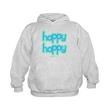 Happy Happy Joy Joy (happy) Hoodie