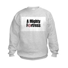 A Mighty Fortress Sweatshirt