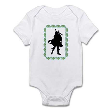 BagPipes Infant Bodysuit