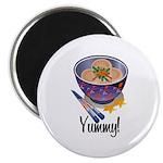 Yummy Dumpling Magnet