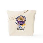 Yummy Dumpling Tote Bag