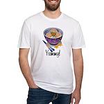 Yummy Dumpling Fitted T-Shirt