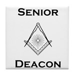 Senior Deacon Tile Coaster