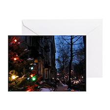 City Lights Christmas Cards (Pk of 10)