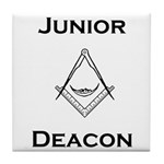 Junior Deacon Tile Coaster