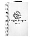Knights Templar Ancient Seal Journal