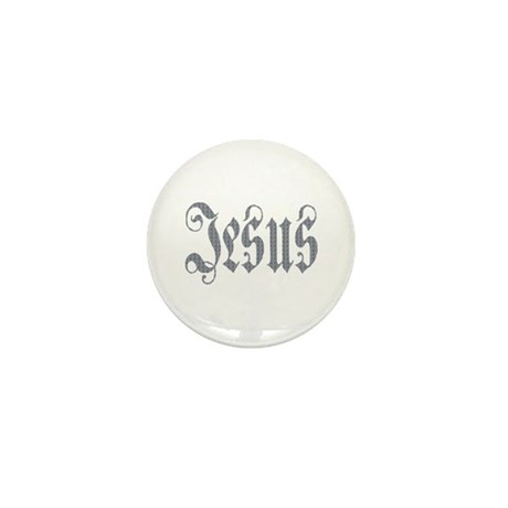 Jesus Mini Button (10 pack)