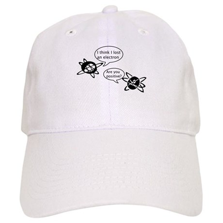 Atoms & Electrons Cap