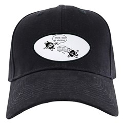 Atoms & Electrons Black Cap